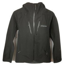 Patagonia Triolet Alpine Jacket Recco Goretex Zip